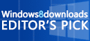 Windows 8 Downloads - Editors Pick