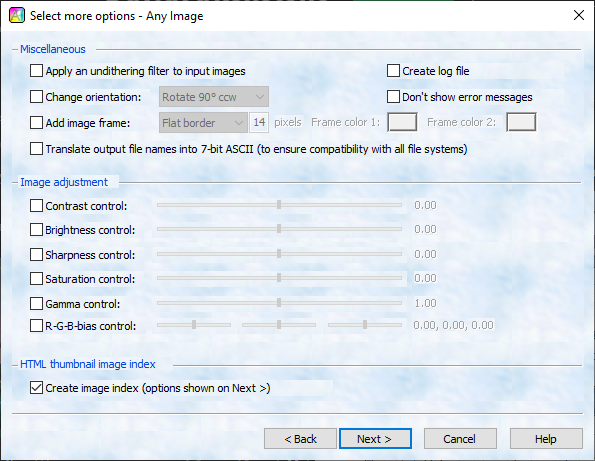Any Image x64 screenshot