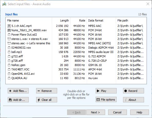 Awave Audio